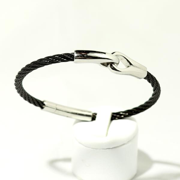 bracelet homme câble