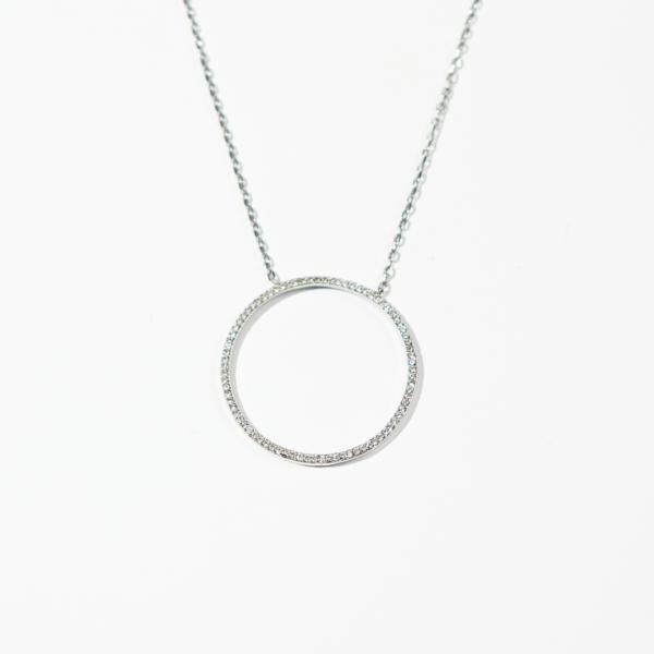 collier anneau oz