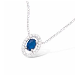 Collier Argent Juliette